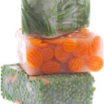 There is a danger if frozen food is thawed to above 5°C, and then refrozen.