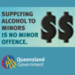Don't risk a fine for allowing secondary supply of alcohol?